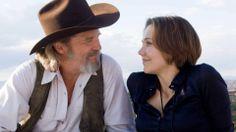"""Jeff Bridges and Maggie Gyllenhaal in """"Crazy Heart"""" (2009)  Jeff Bridges - Best Actor Oscar 2009"""