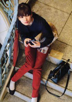 森絵梨佳erika_mori in 2019 Mori Fashion, Fashion Photo, Fashion Models, Fashion Fashion, Human Poses Reference, Hot Poses, College Boys, Asian Lingerie, Cute Beauty