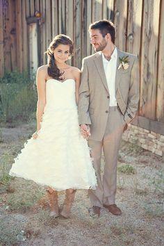 Ruffle+Tee+Länge+Brautkleid+von+bridalblissdesigns+auf+Etsy,+$749.00