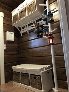 Eteinen, Riviera Maison Wall Cabinet Vestibule ja Hyannis PortBench