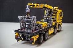 Lego Technic 42009 C-model alternate build - Album on Imgur