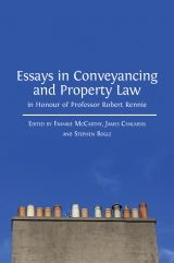 Essays in Conveyancing and Property Law in Honour of Professor Robert Rennie edited by  Frankie McCarthy, James Chalmers and Stephen Bogle.   #property #law #conveyancing #land #scottish