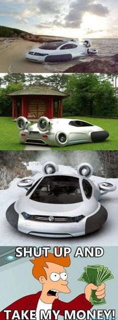Cool Hover Car