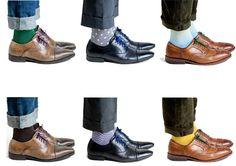 Come scegliere le calze da uomo