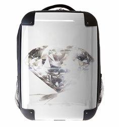 Fessura x Artist collaboration Bag pack _Black Diamond