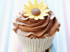 Découvrez la recette Cupcake chocolat facile sur cuisineactuelle.fr.