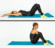 Get your sexiest body ever without,crunches,cardio,or ever setting foot in a gym Fitness Workouts, Yoga Fitness, Muscle Fitness, Easy Workouts, Fitness Motivation, Health Fitness, Sixpack Workout, Pilates Workout, Cardio