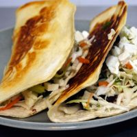crisp black bean tacos with feta and slaw – smitten kitchen