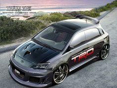 DarknessDesign-Toyota Corolla by ~DarknessDesign on deviantART