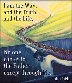 Bible Words, Bible Verses Quotes, Faith Quotes, Inspirational Quotes With Images, Inspirational Message, Salvation Quotes, John 14 6, Heaven Quotes, Biblical Verses