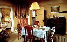 Agnes & Rødes stue