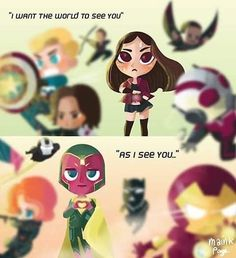 I Want The World To See You As I See You  Posted by @avenger_4ever.official http://ift.tt/1ZjSL37