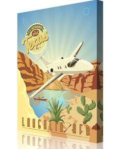 Share Squadron Posters for a 10% off coupon! Laughlin AFB T-1 Jayhawk #http://www.pinterest.com/squadronposters/