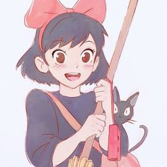 Kiki's Delivery Service, ★    CHARACTER DESIGN REFERENCES (https://www.facebook.com/CharacterDesignReferences & https://www.pinterest.com/characterdesigh) • Love Character Design? Join the #CDChallenge (link→ https://www.facebook.com/groups/CharacterDesignChallenge) Share your unique vision of a theme, promote your art in a community of over 30.000 artists!    ★