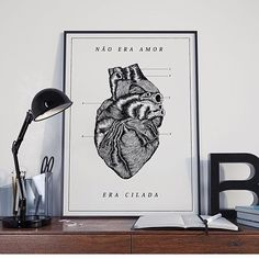 """353 curtidas, 10 comentários - Na Casa da Joana - Posters (@nacasadajoana) no Instagram: """"Quando o crush não era o que a gente imaginava. 😂🏹💔 - Pôster 'Não era Amor' da coleção especial…"""""""