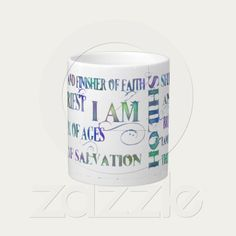 Names of Jesus Extra Large Mug  awesome gift!!