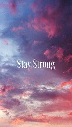 Trust God and Stay Strong! Trust God and Stay Strong! Positive Wallpapers, Inspirational Wallpapers, Cute Wallpapers, Inspirational Quotes, Strong Quotes, Positive Quotes, Motivational Quotes, The Words, Citations Tumblr