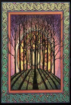 Winter Solstice :: Celtic art
