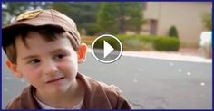 Spirited 4-Year-Old Becomes UPS Driver For A Day : Video Clips From The Coolest One