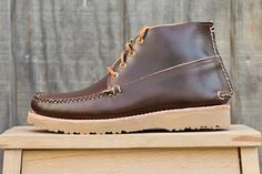 4 Eye Quarter Boot from New England Outerwear Co.