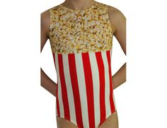 Always cool to have a halloween themed leotard!