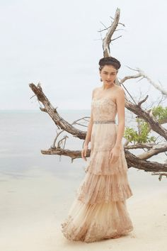 $800 - Anthropologie dress - love the color - Rosecliff Gown