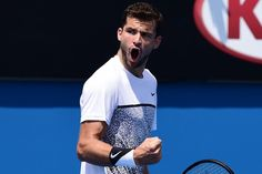 Grigor Dimitrov gets through in 2015 and now faces Andy Murray in 4th round
