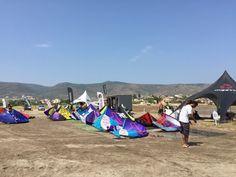 For active girls only... Kitecamp Turkey #kitesurfholliday #girlzactive