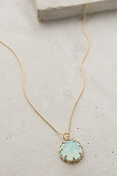 Kerrera Pendant Necklace by Heather Hawkins #anthroregistry