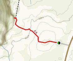 Horseshoe Bend Trail Map
