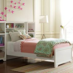 Young America Newberry Bookcase Bed @Layla Grayce