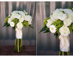 White and green rustic bridal bouquet by @Cactus Flower Florists   Wedding Bouquets and Reception Flowers   The Studio at Cactus Flower, Scottsdale, AZ