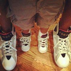 meet 106f1 d7d32 Wholesale Jordan Shoes, Baby Shoes, Father And Son, Dad Son