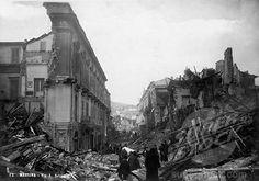 sicily 1908 earthquake   ... terremoto di Messina, Italia, 1908. earthquake of Messina, Italy, 1908
