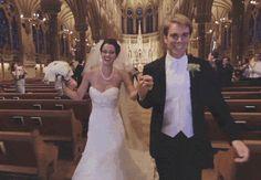 4 bodas y un bautizo.