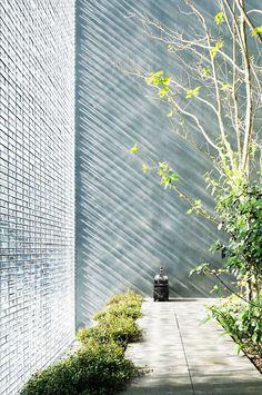 = Optical Glass House by Hiroshi Nakamura