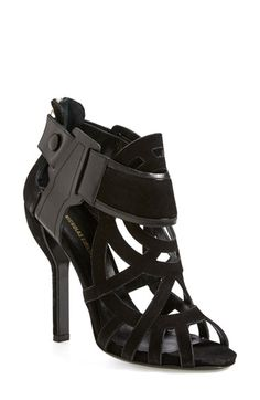 806bf048f066 Nicholas Kirkwood Laser Cut Ankle Bootie (Women) available at  Nordstrom  Ugly Shoes