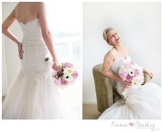 Emma Sharkey Photography • Adelaide Wedding Photography Kingsbrook Estate Maggie Sottero Gown