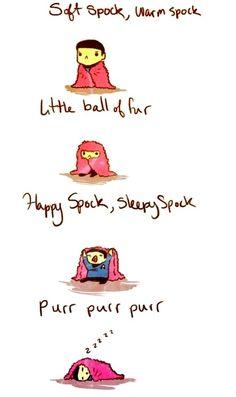 Spock :)                                                       …