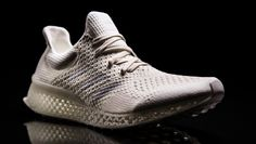 adidas Previews the Future of 3D-Printed Sneakers