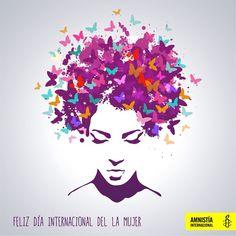 8 DE MARZO: DÍA INTERNACIONAL DE LA MUJER  El Día Internacional de la Mujer Trabajadora también llamado Día Internacional de la Mujer, conmemora la lucha de la mujer por su participación, en pie de igualdad con el hombre, en la sociedad y en su desarrollo íntegro como persona. Se celebra el día 8 de marzo. Es fiesta nacional en algunos países.