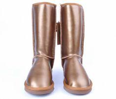 UGG Metallic Tall 5812 Boots Golden