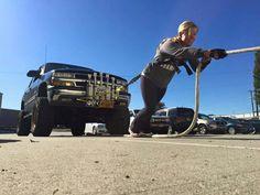 Lori Truck Pull