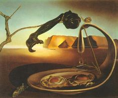 Salvador Dali - The Sublime Moment