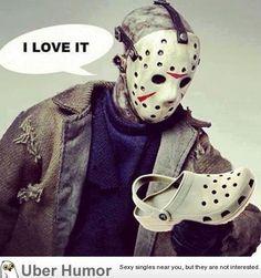 Jason Goes Shoe Shopping