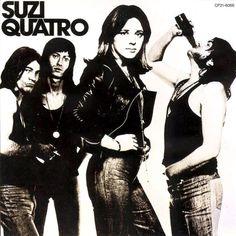 Suzi Quatro - LP - Suzi Quatro - 1973