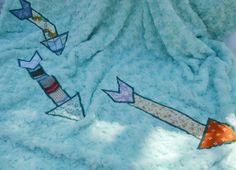 Fox blue ultra cuddle fleece blanket Twin size by ValkinThreads2 #bohodecor #bohemianblanket #dormroomdecor #teenroomdecor