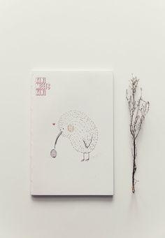 A5 Notebook Kiwi by ColadeconejoSpain