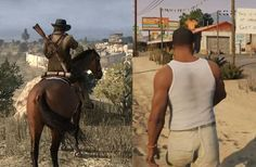 """GTA & Red Dead Redemption Publisher Not Interested in """"Milking"""" Franchises #gaming"""
