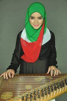 عندما تخلق الجمال ❤️ I want this hijab